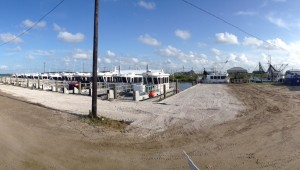 Grand Isle Work Yard